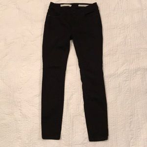 Anthropologie Jeans - Pilcro High Rise Skinny Jeans Black